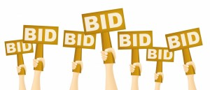 SilentAuction-bid-bid-bid