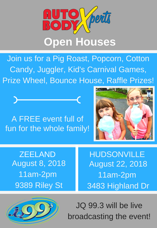 Small Open House 2018 Both Dates