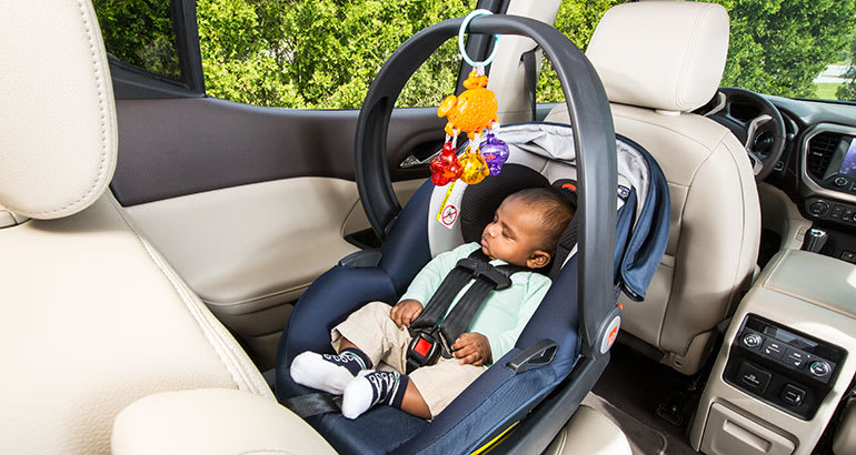 Why You Should Replace Your Car Seat After A Crash For Increased Safety