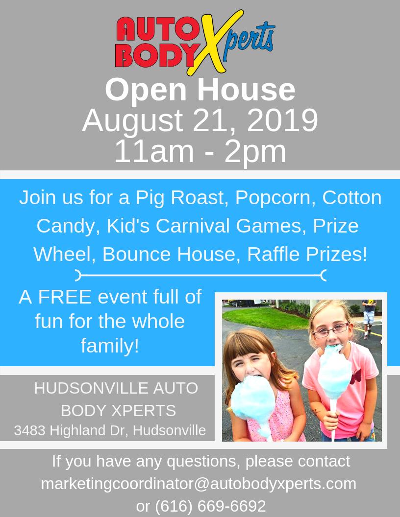 Hudsonville 2019 Open House